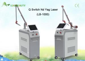 China 2016 latest new laser for tattoo removal laser equipment q-switch nd yag laser on sale