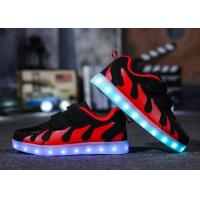 Fashion Childrens LED Shoes Adult Kids Led Light Shoes For 2017 Winter