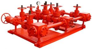 China Jg-35 Drilling Mud System Well Control Device Kill Manifold For Wellhead on sale