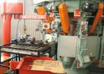 Automatic weighing PLC control 12 spouts rotary cement packing machine/cement packer
