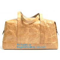 Custom Eco friendly tyvek Duffle Bag Manufacturers Travel Sports Duffel Bag,waterproof mens duffle tyvek travel bag