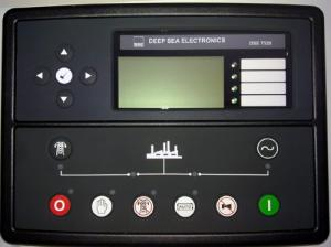 China LCD Synchronising Deep Sea Control Panel , DSE7520 on sale