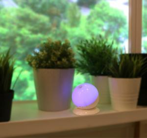 China Space Saving Auto Sensor Wireless LED Night Light With Unique Design For Baby Bedroom on sale
