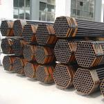 Painting Black Seamless Alloy Steel Tube Hot-expanded for Heat-exchanger Tubes