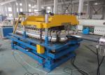 PE/PP/PVC Single Wall Corrugated Pipe Extrusion Line With Single Or Double Screw Extruder