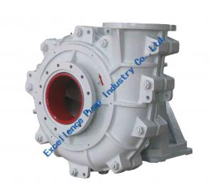China ELM-350S high chrome alloy lined centrifugal slurry pumps types for the building material on sale
