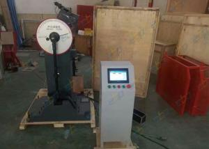 China Digital Charpy Impact Testing Machine , Pendulum Impact Tester LCD Touch Screen on sale