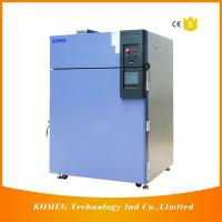 Skillful Manufacture Auto Air-ventilation Aging Test Chamber With Internal Rotating Pan