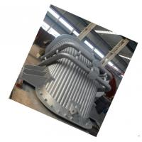 Compact Route Tubular Water Cooled Wall Panel Carbon Steel Flexible Temperature Control