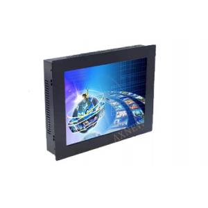 China I5 Processor 4G RAM Industrial Touch Panel PC , 15'' Capacitive Touch on sale