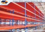 Вешалка склада паллета ОЭМ стальная структурная гальванизированная для потребностей экстренныйых выпусков