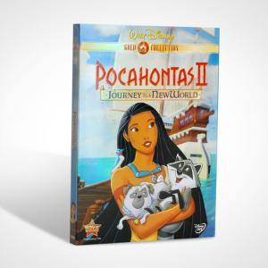 China Pocahontas II: Journey to a New World Disney DVD Cartoon DVD Movies DVD The TV Show DVD on sale