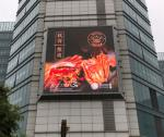 Customize Pixel Full Color Outdoor Led Display Advertising Board 14-16 Bit Grey Scale
