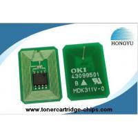 China Static Oki Toner Reset Chip for use in Okidata® C5500 / C5650 / C5800 (43324401)- 5k yield on sale