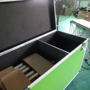China Aluminum flight case Music Loading Flight cases used for Storage to pack stage on sale