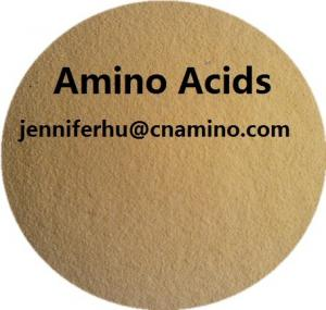China Amino Acids Powder Organic Fertilizer Factory 100% Water Soluble on sale