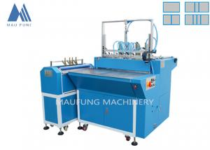 China Semi Auto Case Maker For Hard Bound Books Cases Four Edges Wrapping Machine MF-SCM500A on sale