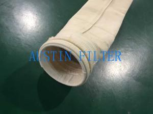 China China original FMS9806 hybrid combi-felt dust filter bag for 1080m3 blast furnace gas cleaning supplier