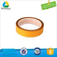 China la mejor cinta del doble de la calidad 125mic con el trazador de líneas del papel del lanzamiento del papel cristal on sale