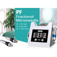 Portable Fractional RF Microneedle Skin Tightening Machine with Monopolar RF