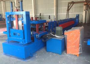 China 10m/min C Section Roll Forming Machine CE / SGS Automatic Quick Change on sale