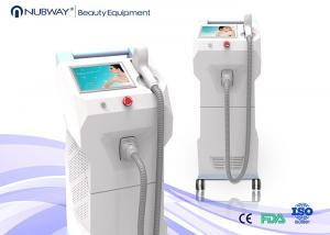 China Painless high power 808nm Diode Laser Hair Removal Machine for whole body on sale