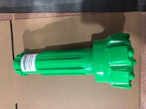 China Lightweight High Precision Dth Hammer Bits 64mm 70mm 76mm Green Color on sale