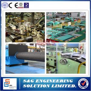 China Metal Steel Coil Automatic Slitting Machine , Electrical Aluminum Slitter Machine on sale