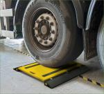 Wireless Portable Vehicle Scales Axle Weighing Scales15Ton 450×700×56.5 for Vehicles