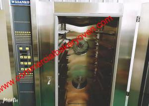 China Commercial Bakery Convection Oven , Electric Hot Air Oven Large Capacity on sale