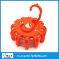 Mini LED traffic flash Safety Road Warning Light,emergency road flare with magnatic