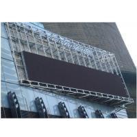 P16 Commercial Full Color Outdoor Led Advertising Billboard DVI 220V / 50HZ