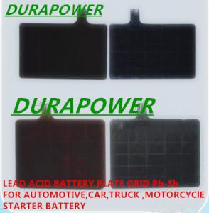 China all kinds of lead acid battery plate car, truck, automotive tractor, forklift, auto battery plate on sale