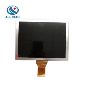 China 8 Tablet LCD Panel / TFT LCD Display EJ080NA-05A 800X600 ROHS Certification on sale