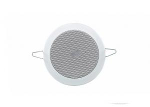 China 4 Inch 3W Mini Indoor Ceiling Speakers Fast Installation For PA System on sale