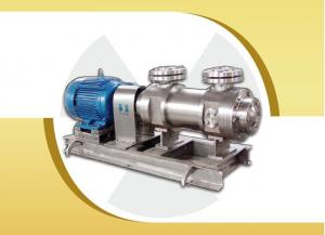 China Save Time Petrochemical Process Pump JQB High Shear Emulsification And Cutting on sale