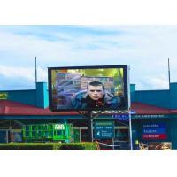 High Definition Stadium Perimeter LED Display P6 RGB Live Show Led Screen