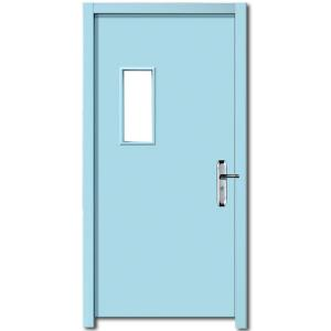 Quality Lowes Fire Doors Exit Rated Steel Door With Gl Security