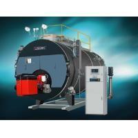 China Gas / Coal / oil fired steam boiler High Pressure Steam Horizontal Steam Boiler on sale