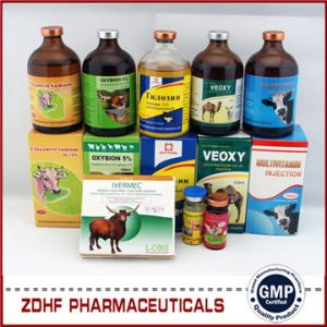 China Veterinary antiflogistic Dexamethasone Sodium Phosphate Injection on sale