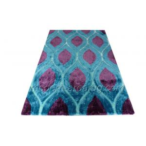 China Contemporary Shaggy Rug, Polyester Rugs, Modern Hand-tufted Area Carpet on sale