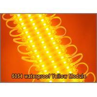 China Waterproof LED module lamp light advertising lighting DC12V 5054 SMD 3 Leds Sign Led Backlights For Channel Letter on sale