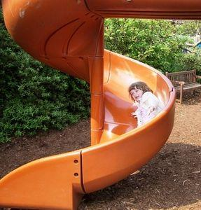 China Outdoor play Slide on sale