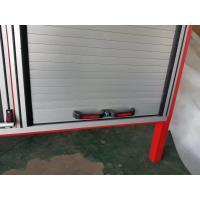 Fire Proofing Equipment Emergency Rescue Vehicle Rolling Door Aluminum Roller Shutter