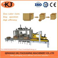 PLC Controlled Automatic Box Filling Machine / Carton Packing Machine For Noodles
