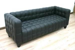 China Leather Sofa (70042) on sale