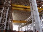 Wide Span High Eave Pre-Engineering Industrial Steel Warehouse Workshop Buildings