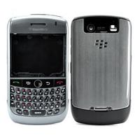 China Black Curve 8900 Replace BlackBerry Full Housing of Brand New with Plate and Keypad on sale