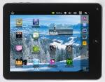 WIFI Hyundai 512MB DDR3 800*600 Samsung 2GB 8 Tablet PC UMPC de la pantalla TFT táctil 3G MEDIADOS DE