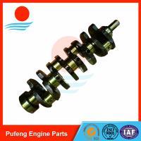 truck engine parts manufacturer 4JJ1 crankshaft 8973888280 for Isuzu D Max RODEO NLR85